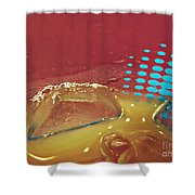 Dunkin Ice Coffee 10 Shower Curtain