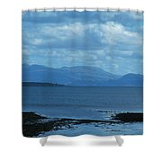 East Shores Of Isle Of Skye Shower Curtain