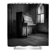 Echoes Of Silenced Voices Shower Curtain