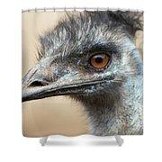 Emu Print 9092 Shower Curtain