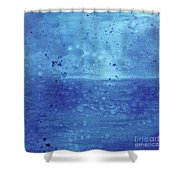 Endless Image Shower Curtain