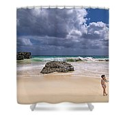 Endless Summers Shower Curtain