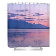 Enduring Light Shower Curtain