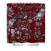Exotic Harmony Shower Curtain