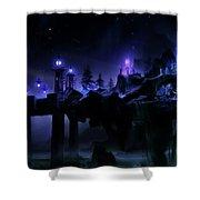 Fantasy Scene Shower Curtain