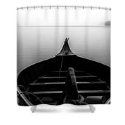 Final Destination Shower Curtain