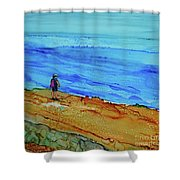 Finding Cape Fear Shower Curtain