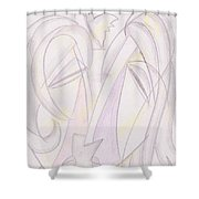 First Love Shower Curtain