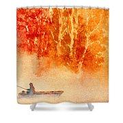 Fisherman's Mist Shower Curtain