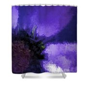 Floral Impressions Lvi Shower Curtain