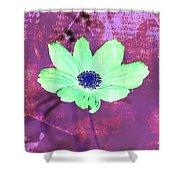 Flower 2918 Shower Curtain