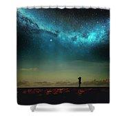 Follow Your Star Shower Curtain
