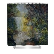 Forest Murmers Shower Curtain