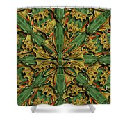 Forms Of Nature #18 Shower Curtain