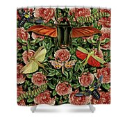Forms Of Nature #22 Shower Curtain