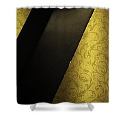 Framed Fancy Shower Curtain