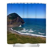 Frankport Shower Curtain
