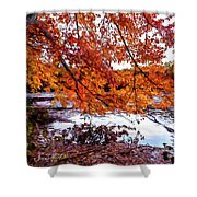 French Creek 15-107 Shower Curtain