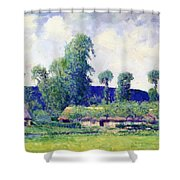 French Farm Shower Curtain