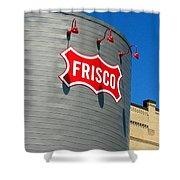 Frisco Museum  Shower Curtain