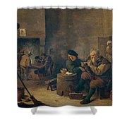 Fumadores   Shower Curtain