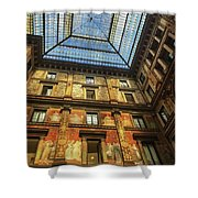 Galleria Sciarra Shower Curtain