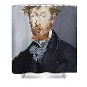 George Moore        Shower Curtain