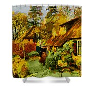 Giethoorn Collection - 1 Shower Curtain