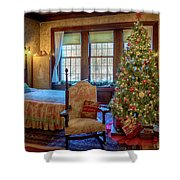 Glensheen Chester's Bedroom Shower Curtain by Susan Rissi Tregoning