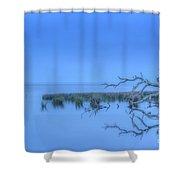 Good Morning Sea Shower Curtain