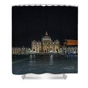Good Night St. Peter Shower Curtain