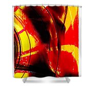 Good Vibrations Shower Curtain