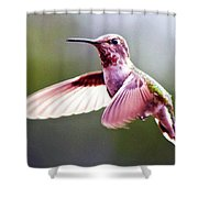 Grace In Motion Shower Curtain