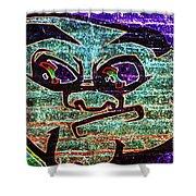 Graffiti 7 Shower Curtain