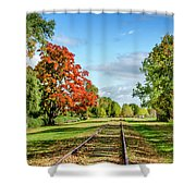 Grand-pre National Historic Site Shower Curtain