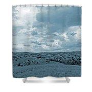 Great Plains Grandeur Shower Curtain