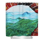 Great Wall V 201848 Shower Curtain