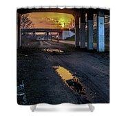 Greenway Sundown Shower Curtain