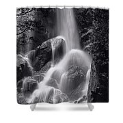 Grizzly Falls Shower Curtain
