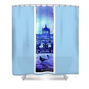 Guadalajara Morning- Mexico Shower Curtain