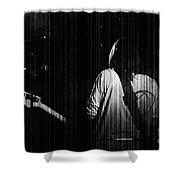 Guitar 3 Shower Curtain