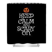 Halloween Costume Funny Apparel Shower Curtain