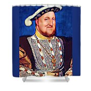 Happy Henry Shower Curtain