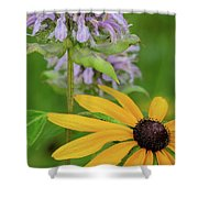 Harmony In Nature Shower Curtain