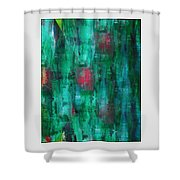Harmony Number Two Shower Curtain