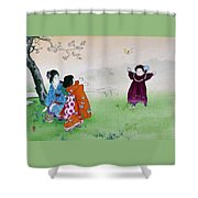 Harunono - Top Quality Image Edition Shower Curtain