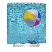 Have A Ball Shower Curtain