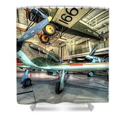 Hawker Hurricane Shower Curtain