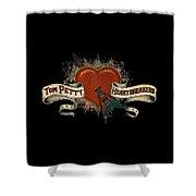 Heartbreak Cool Tom Shower Curtain