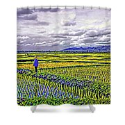 Heartland Shower Curtain